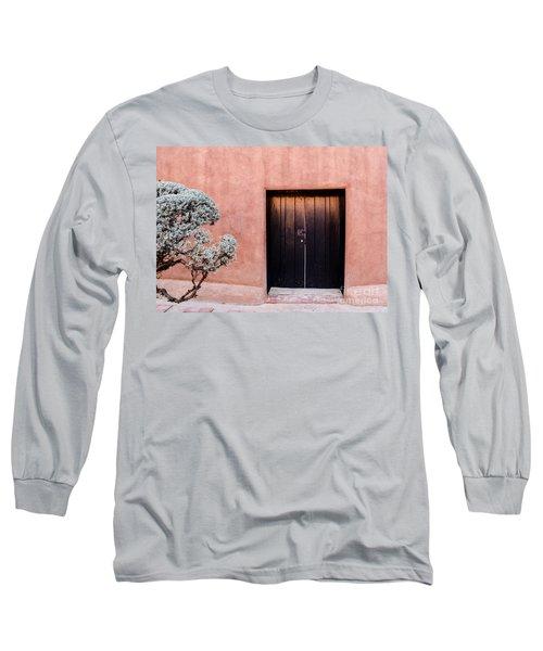 Black Door Long Sleeve T-Shirt