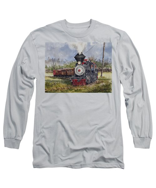 Black Hills Central Number 7 Long Sleeve T-Shirt