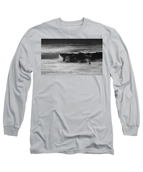 Black Rock Long Sleeve T-Shirt by Kym Clarke