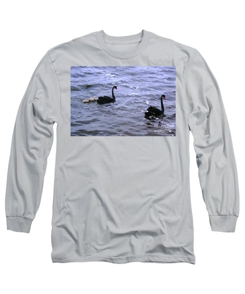 Black Swan Family Long Sleeve T-Shirt