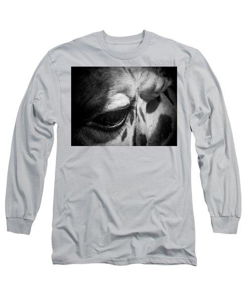 Blink Of An Eye Long Sleeve T-Shirt
