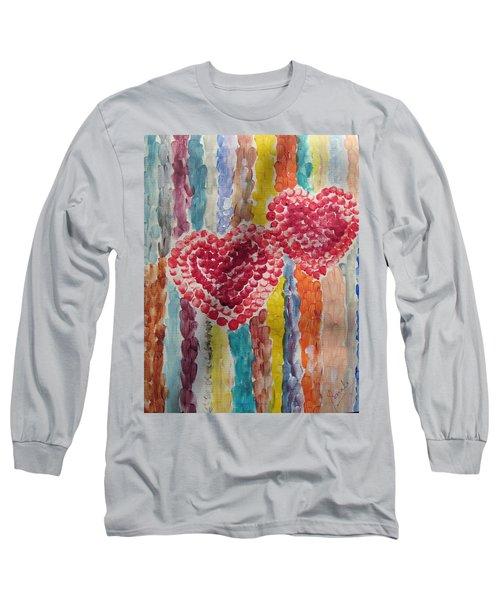 Bliss Long Sleeve T-Shirt by Sonali Gangane