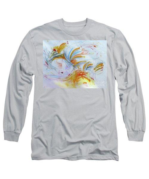 Blithe Sirit Long Sleeve T-Shirt