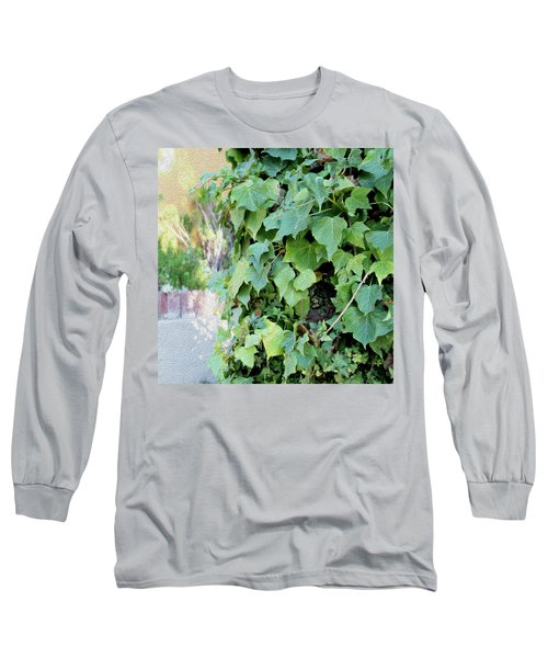 Block Of Ivy Long Sleeve T-Shirt