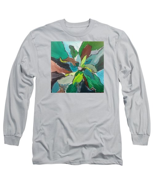 Blossom Long Sleeve T-Shirt by Becky Chappell
