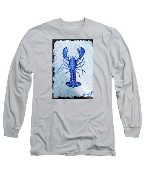 Blue Lobster 1 Long Sleeve T-Shirt