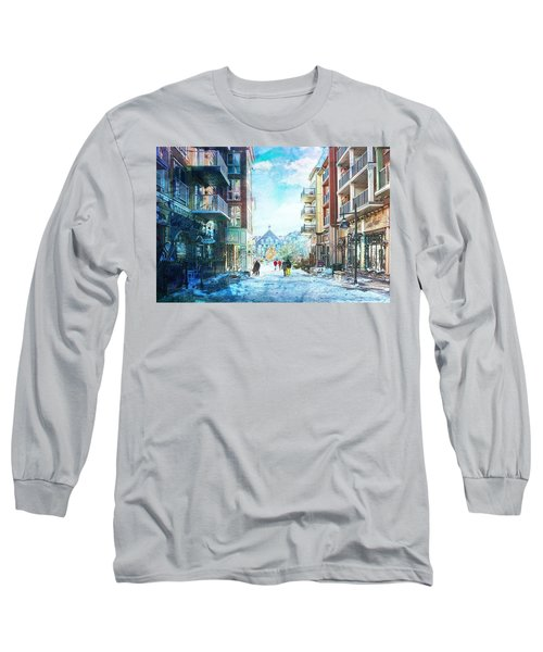 Blue Mountain Village, Ontario Long Sleeve T-Shirt