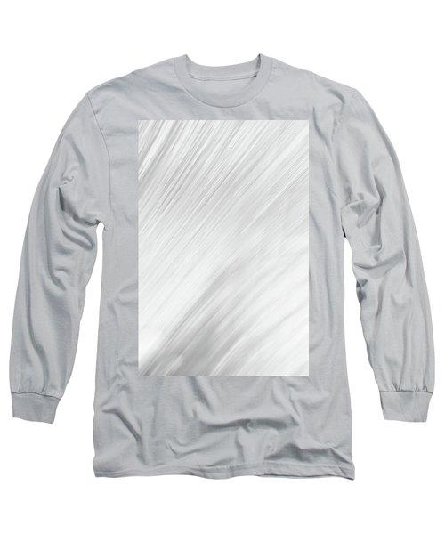 Blurred #4 Long Sleeve T-Shirt