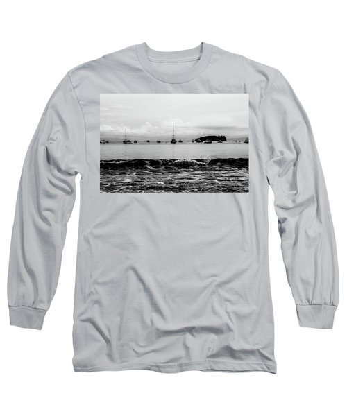 Boats And Waves 2 Long Sleeve T-Shirt