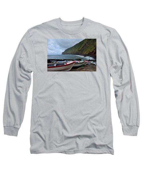 Boats,fishing-23 Long Sleeve T-Shirt