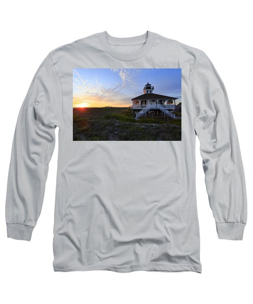 Boca Grande Lighthouse, Gasparilla Island, Florida, U S A Long Sleeve T-Shirt