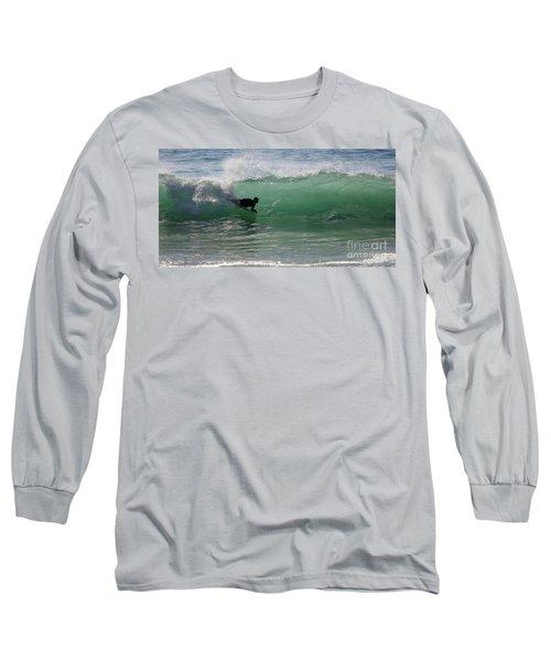 Body Surfer Long Sleeve T-Shirt