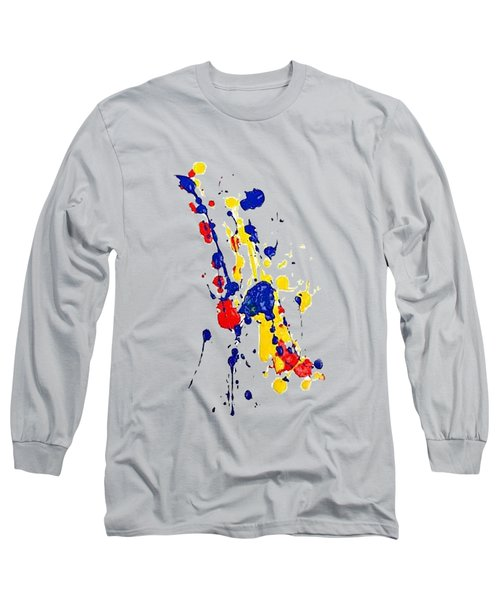 Boink T-shirt Long Sleeve T-Shirt by Herb Strobino