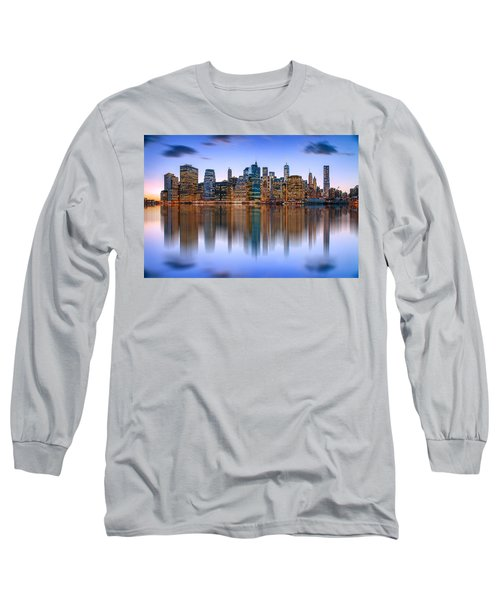 Bold And Beautiful Long Sleeve T-Shirt by Az Jackson