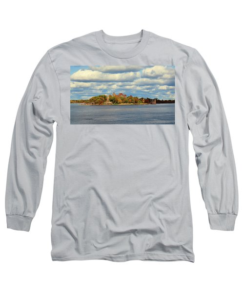 Boldt Castle Long Sleeve T-Shirt