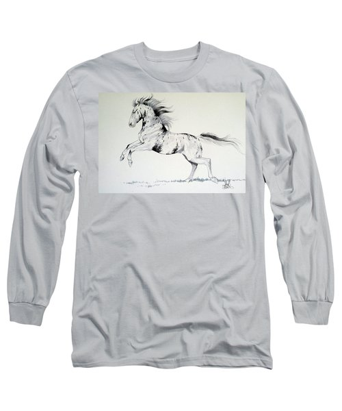 Loud Appaloosa Long Sleeve T-Shirt