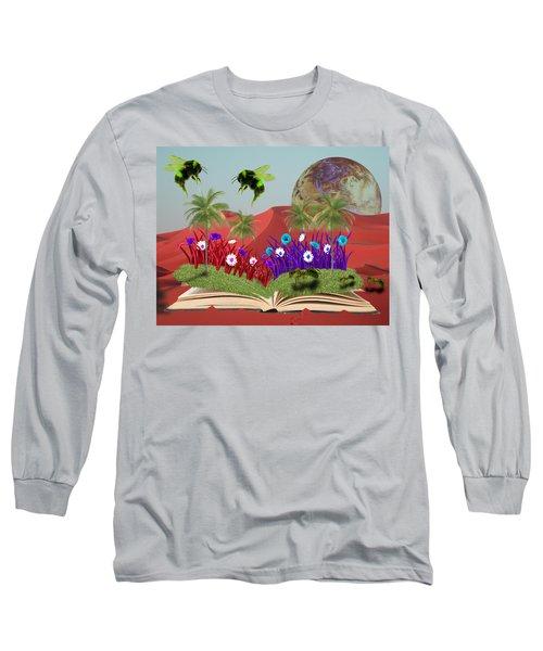 Book Of Nature Long Sleeve T-Shirt