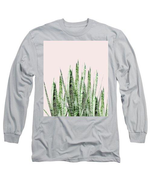 Botanical Balance Long Sleeve T-Shirt