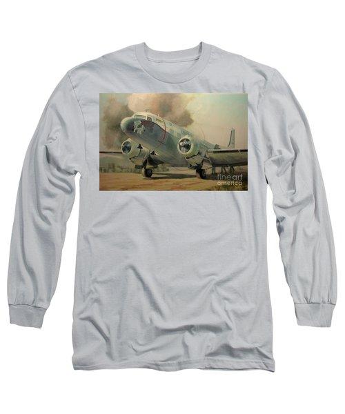 Bouncing Bertha Long Sleeve T-Shirt