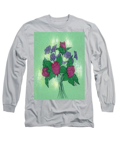 Bouquet Long Sleeve T-Shirt