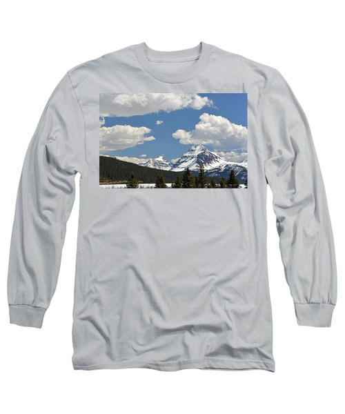 Bow Lake Long Sleeve T-Shirt