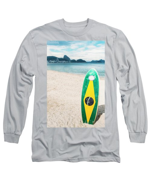 Brazilian Standup Paddle Long Sleeve T-Shirt