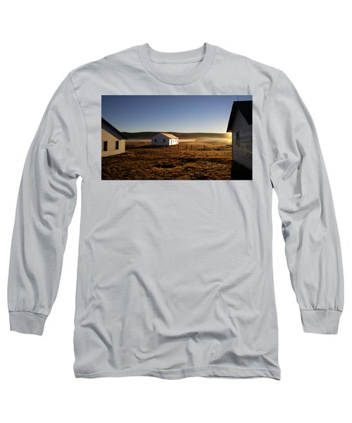 Breakfast In The Air Long Sleeve T-Shirt