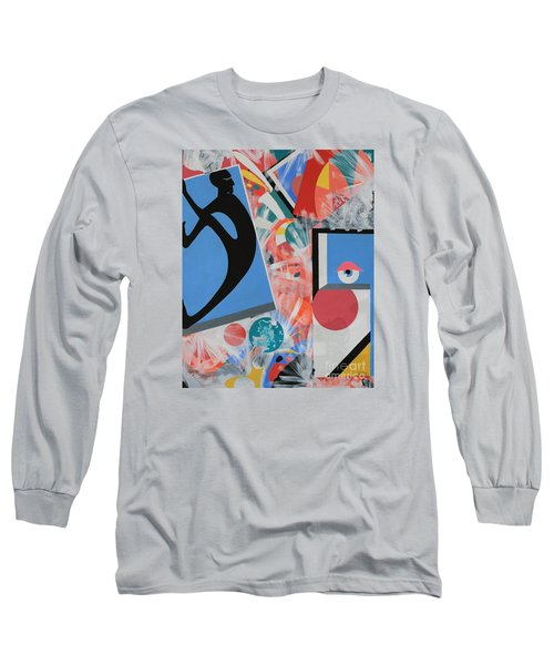 Breaking Out Long Sleeve T-Shirt