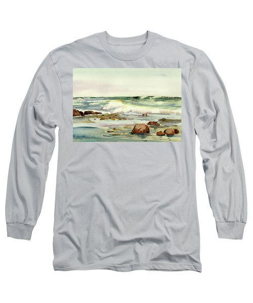 Breaking Seas Long Sleeve T-Shirt