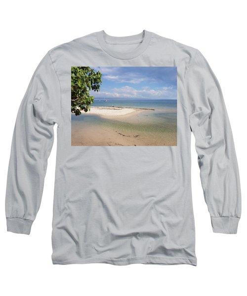 Bribie Island  Long Sleeve T-Shirt