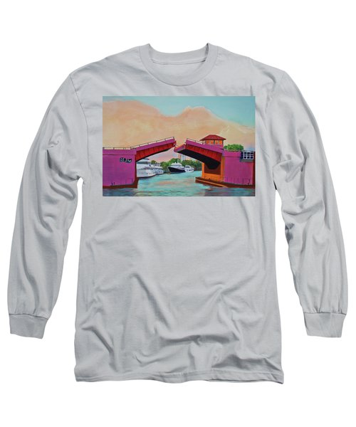 Bridge At Se 3rd Long Sleeve T-Shirt