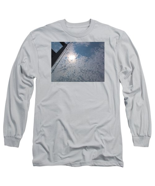 Bridge Meet Sky Long Sleeve T-Shirt