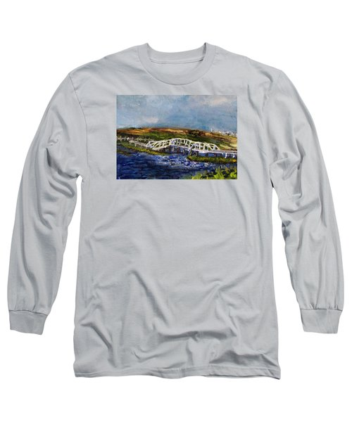 Bridge Over The Marsh Long Sleeve T-Shirt