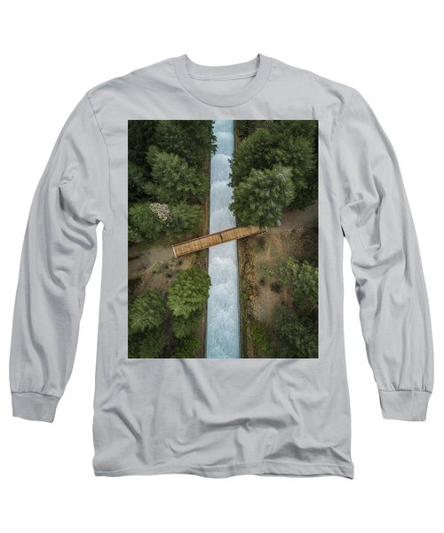 Bridge The Gap Long Sleeve T-Shirt