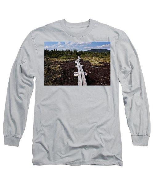 Bridge To Mizpah Long Sleeve T-Shirt