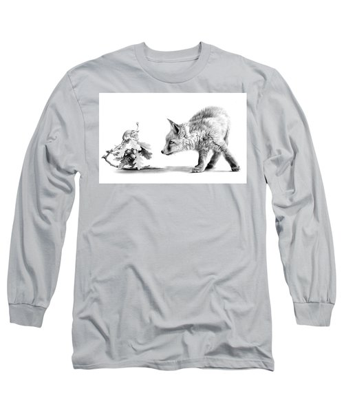 Brief Encounter Long Sleeve T-Shirt