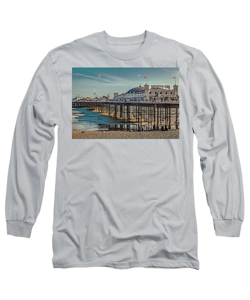 Brighton Pier Long Sleeve T-Shirt