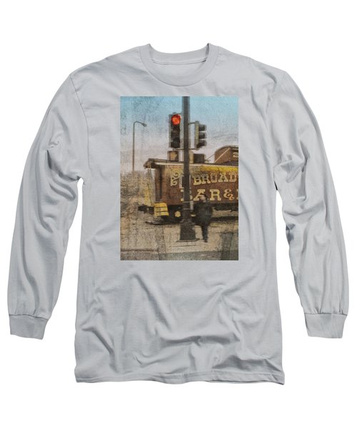 Broadway Bar Long Sleeve T-Shirt by Susan Stone
