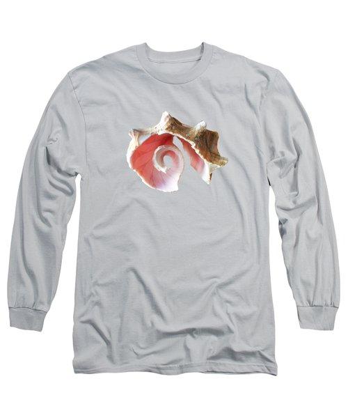 Broken Shell Long Sleeve T-Shirt