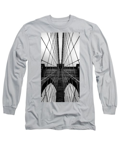 Brooklyn's Web Long Sleeve T-Shirt by Az Jackson