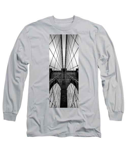 Brooklyn's Web Long Sleeve T-Shirt