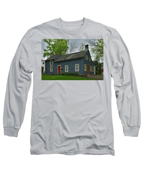 Brougham Cottage Long Sleeve T-Shirt by Kenneth Cole