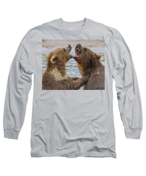 Brown Bears4 Long Sleeve T-Shirt