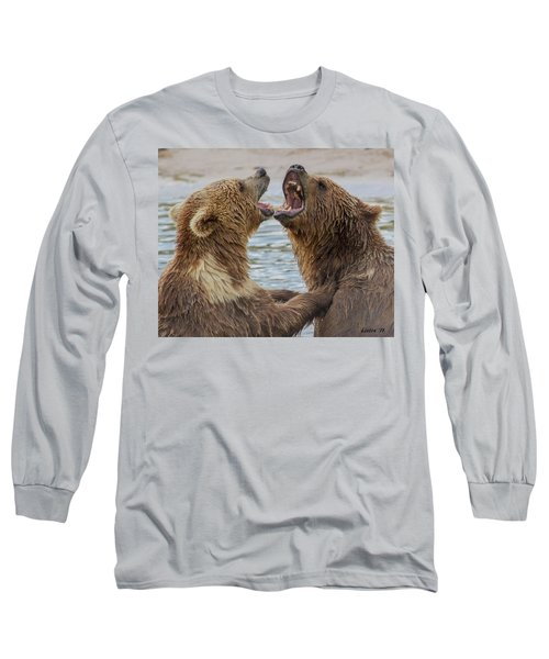 Brown Bears4 Long Sleeve T-Shirt