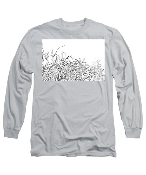 Brush Long Sleeve T-Shirt