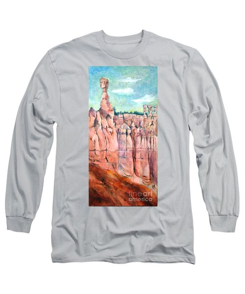 Bryce Canyon #1  Long Sleeve T-Shirt