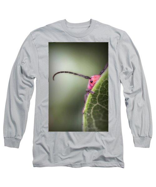 Bug Untitled Long Sleeve T-Shirt