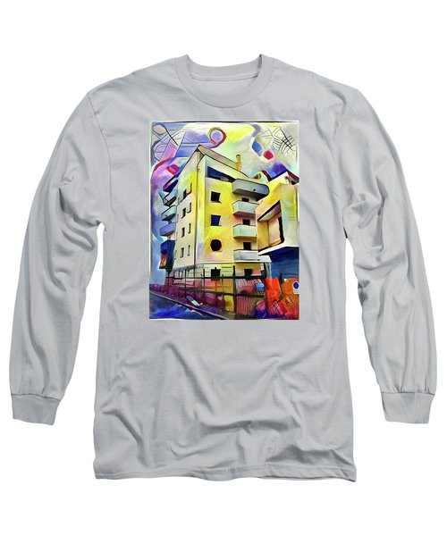Building Site #1 Long Sleeve T-Shirt