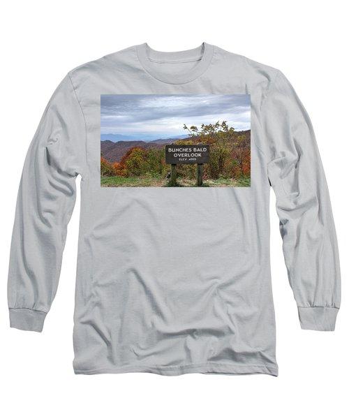 Bunches Bald Long Sleeve T-Shirt