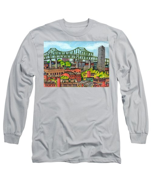Bunkerhill And Tobin Long Sleeve T-Shirt by Paul Meinerth